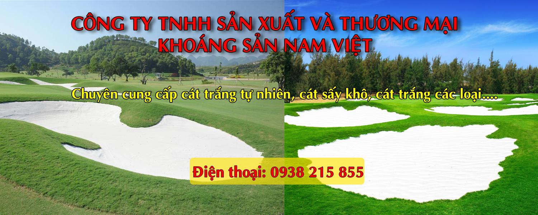 cát sân golf giá rẻ
